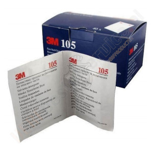 3M0105 masker reinigingsdoekjes Verfbestelservice