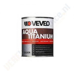 Veveo Celsor Aqua Titanium Hoogglans Verfbestelservice