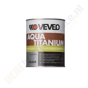 Veveo Celsor Aqua Titanium Zijdeglans Verfbestelservice