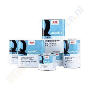 APP Quartz Clear Coat Verfbestelservice