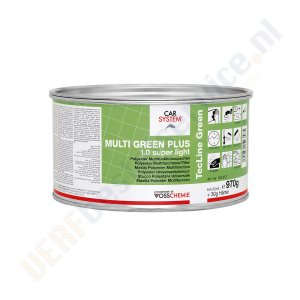 Carsystem Multi Green Plus Light verfbestelservice