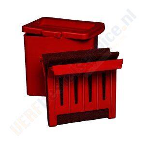 Plamuurmes Easy Clean Box Verfbestelservice