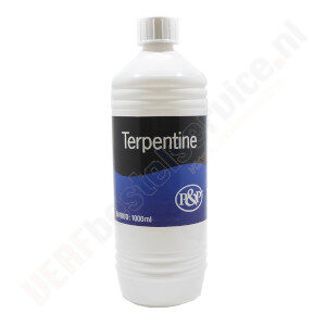 Terpentine Verfbestelservice