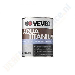 Veveo Celsor Aqua Titanium Mat Verfbestelservice